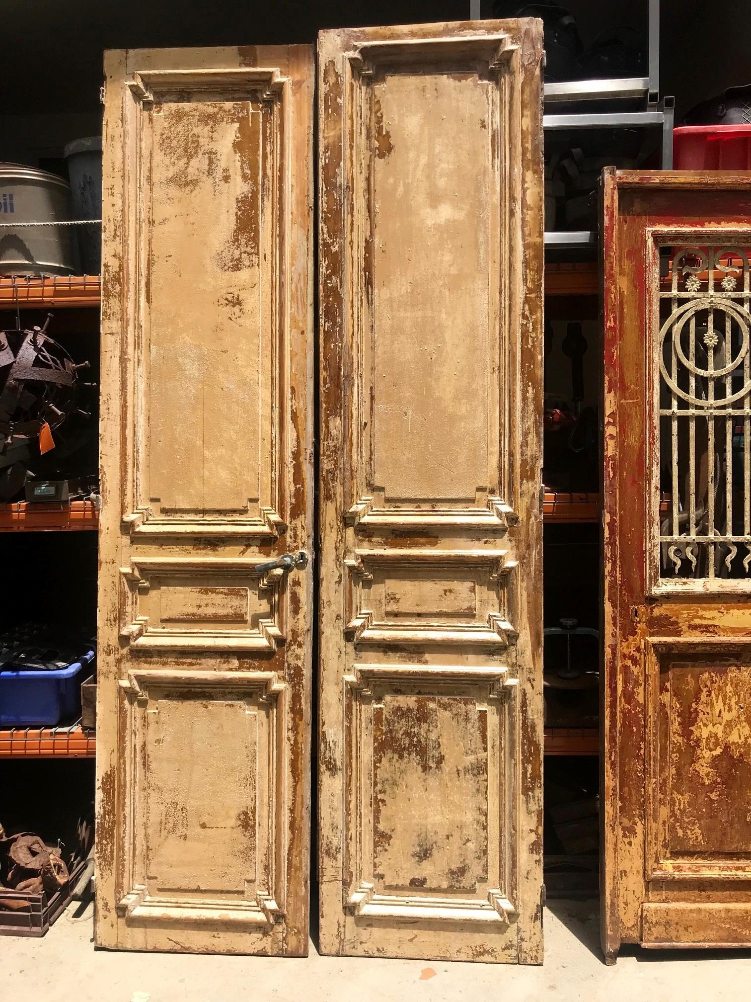 Egyptian Doors