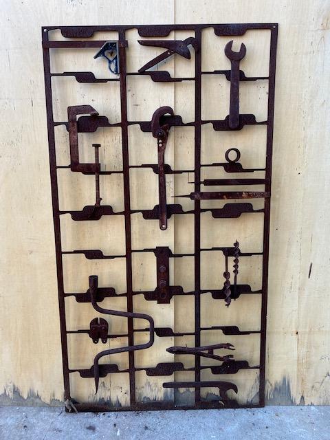 GI tool gate